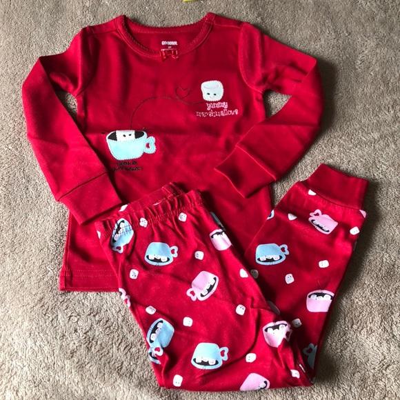 NWT Gymboree Girls Long Sleeve Gymmies Pajamas PJs Sets NEW